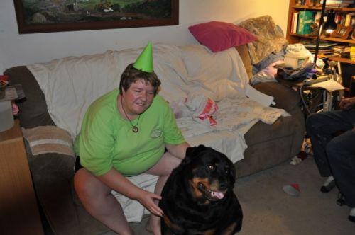Happy 7th Birthday Sassy
